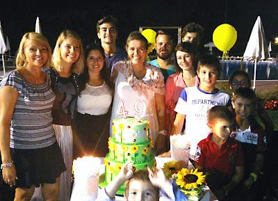 cake design torta decorata girasoli sunflower compleanno torta decorata polvere di zucchero