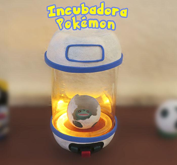 Incubadora De Pokemon Go Casera
