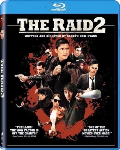 Download Film The Raid 2 : Berandal (2014) BRRip + Subtitle Indonesia | MP4 | AVI