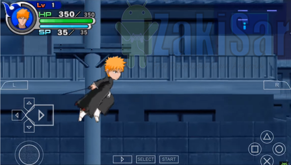 free download bleach for ppsspp