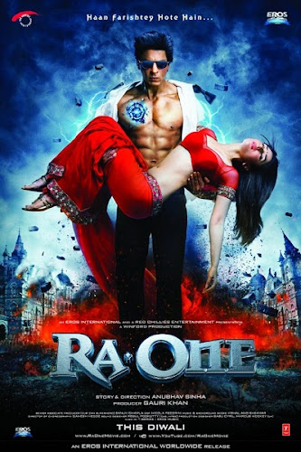 Ra.One (2011) Free MP3 Songs Download Hindi Movie