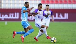 مباراة العين والنصر بث مباشر يوتيوب اليوم الجمعة 21-09-2018 الدوري الإماراتي