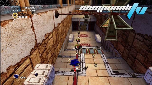 Sonic Adventure 2 PC Full Español Descargar Imagenes