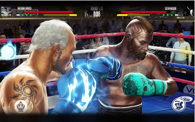 Real Boxing 2 ROCKY MOD APK v1.8.8 (Unlimited Silver+Gold)