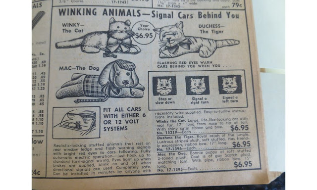 Winking Animals