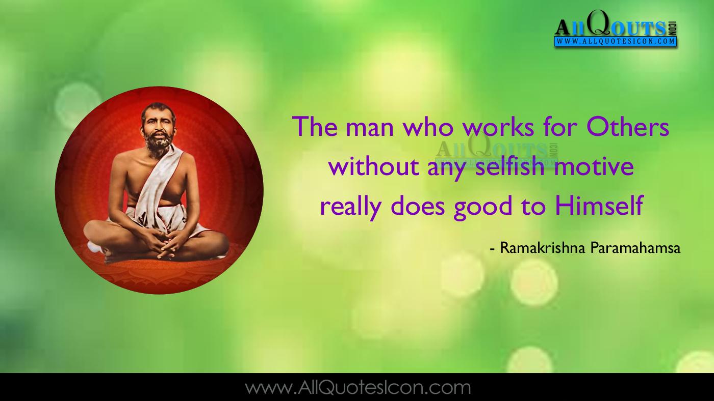 essay on ramakrishna paramahamsa Ramakrishna paramahamsa was a highly revered indian mystic during the 19th century this biography profiles his childhood, life, works and timeline.