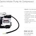 3 Senarai Pilihan terbaik Portable Car Air Compressor Untuk Kenderaan anda
