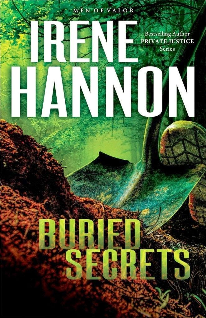 Book cover of Buried Secrets by Irene Hannon