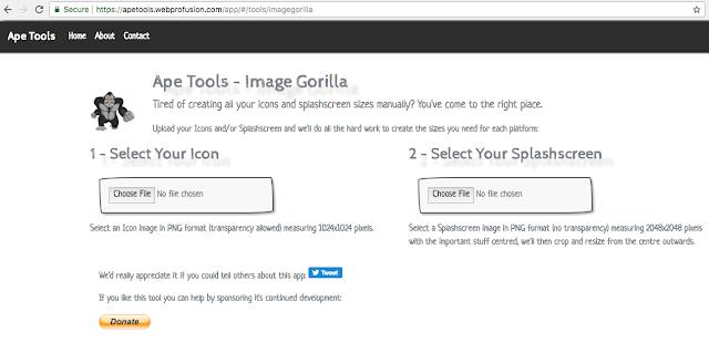 Ape Tools - Image Gorilla