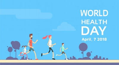"World Health Day 2018 Theme is ""Universal Health Coverage: Everyone, Everywhere"