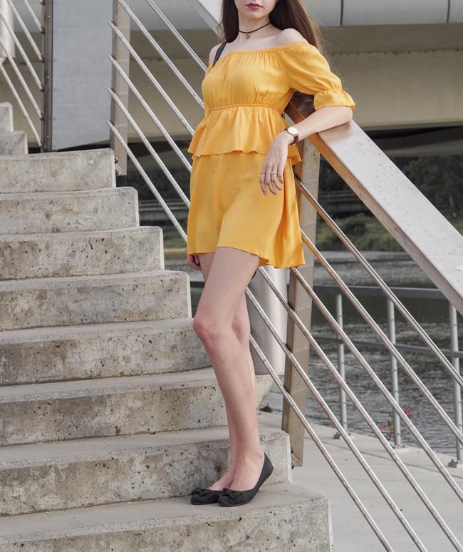 ładna sukienka na lato