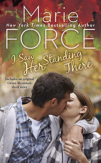 I Saw Her Standing There. book cover
