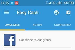 Easy Cash: Aplikasi Penghasil Dollar Super Legit