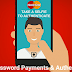 Selfie Password, Payment and Authentication