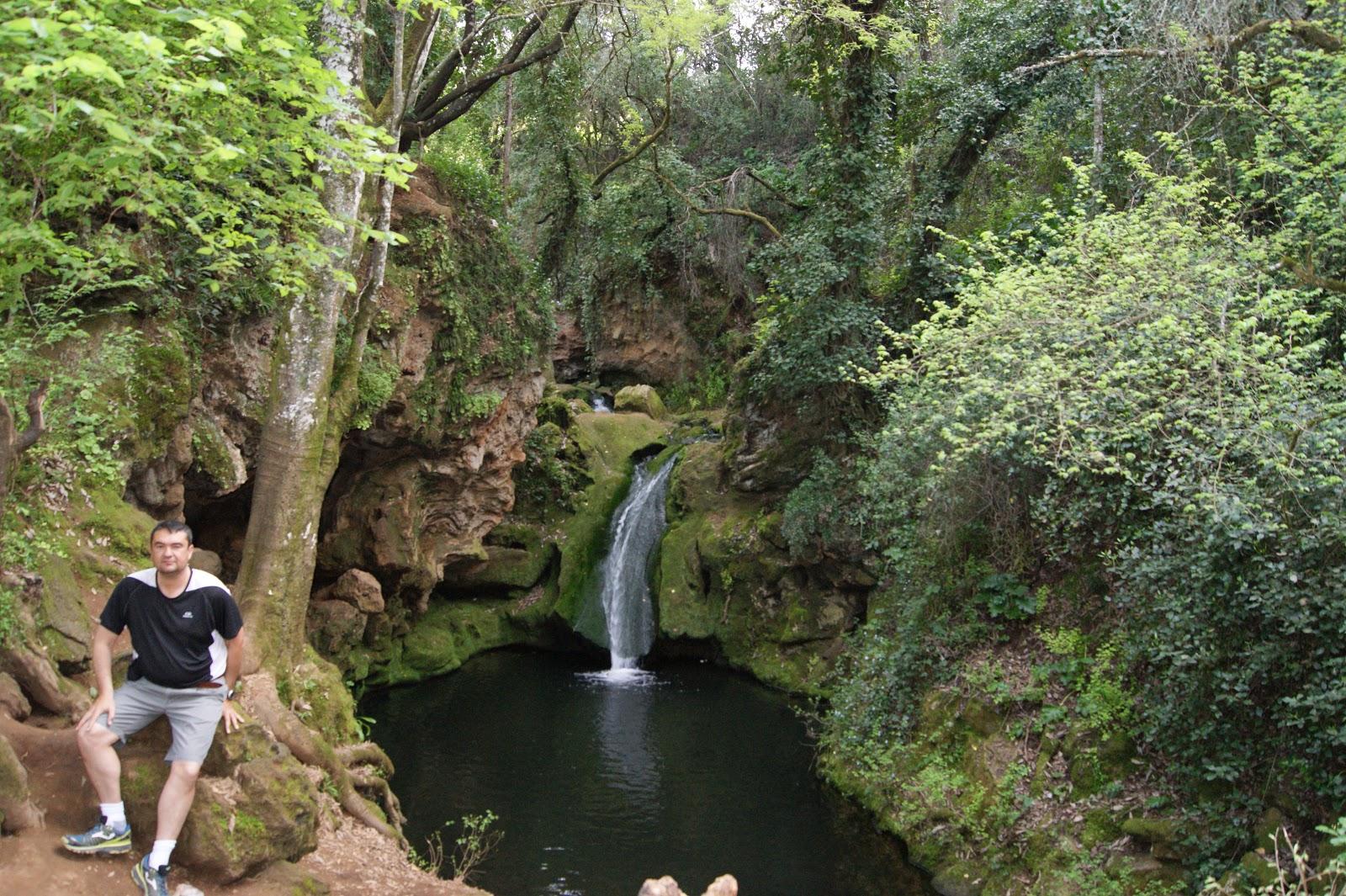 Ruta de senderismo en trassierra por la fuente del elefante arroyo del bejarano y del molino - Fuente de los banos montanejos ...