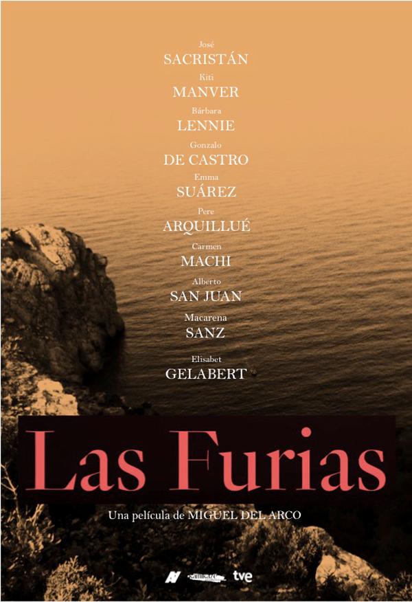 Cartel Las furias