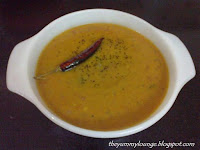 How to make Sambar Recipe