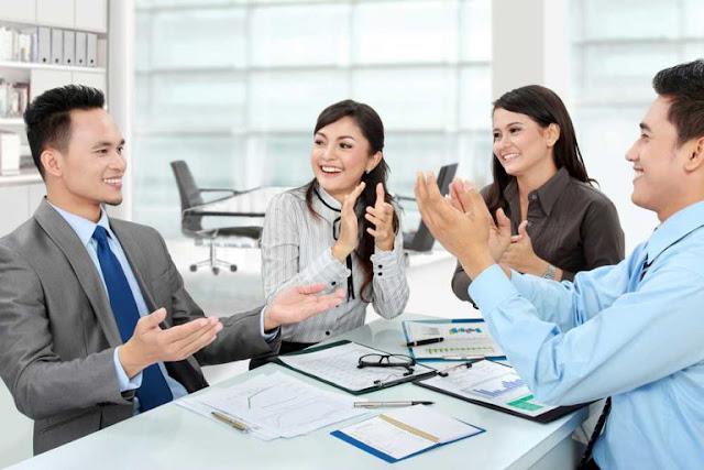 Tetap Produktif dengan Performa Positif di Tempat Kerja
