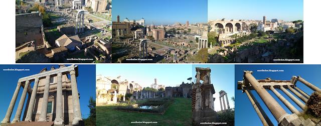 Viaje a Roma: Foro romano
