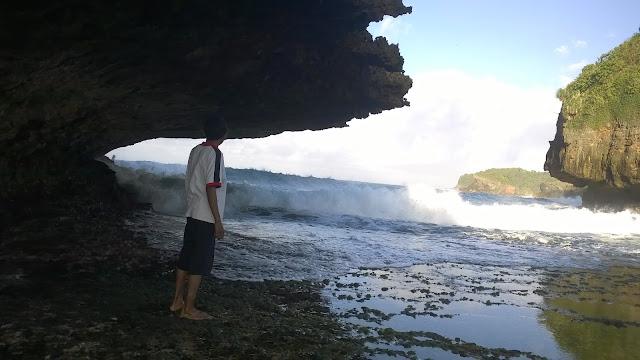 pantai Greweng beach gunungkidul