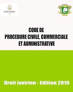 Code de Procédure civile, commerciale et administrative