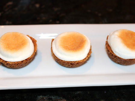 Petite S'more Cups