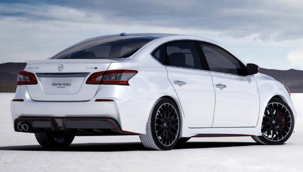 2017 Nissan Sentra NISMO Review and Release Date