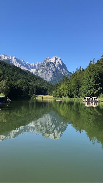 Flossfahrt auf dem Riessersee, 4 Hochzeiten und eine Traumreise 2.0 im Riessersee Hotel Garmisch-Partenkirchen, Traumlocation am See in den Bergen, 2017
