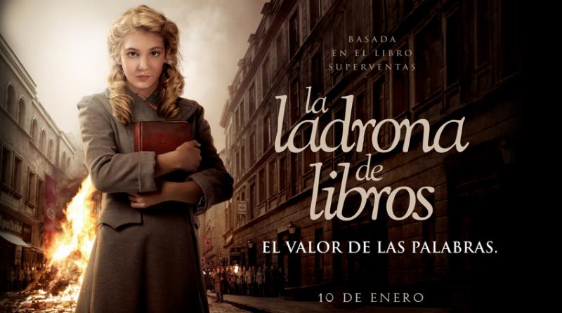 La ladrona de libros, la palabra que salva... | Cinefórum Atrévete ...