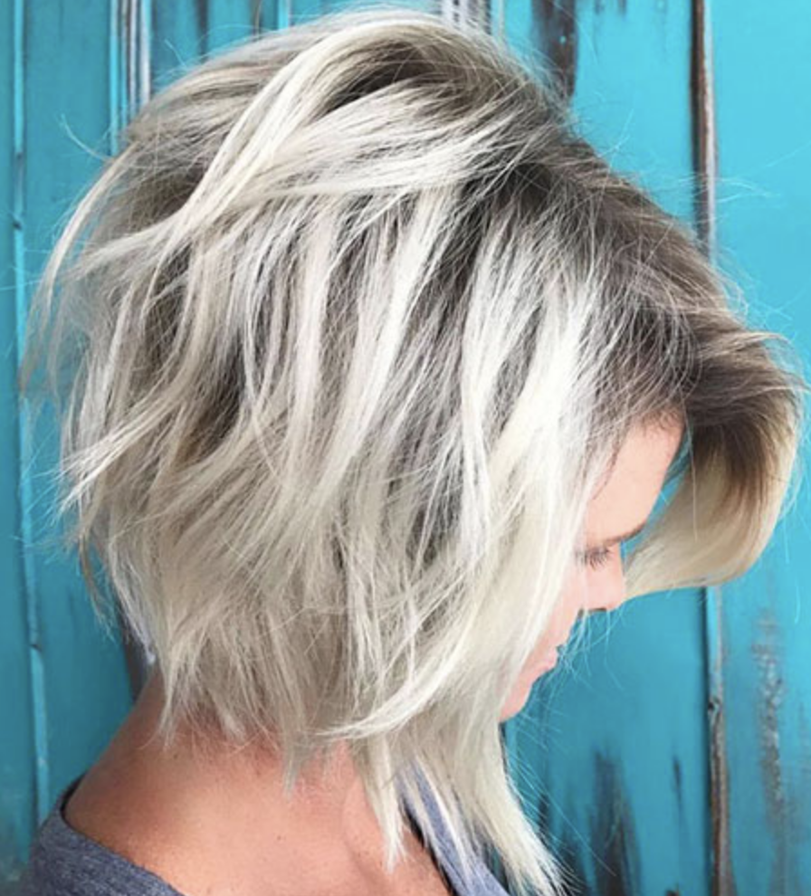 Layered Bob Hairstyles For Woman Latesthairstylepedia Com