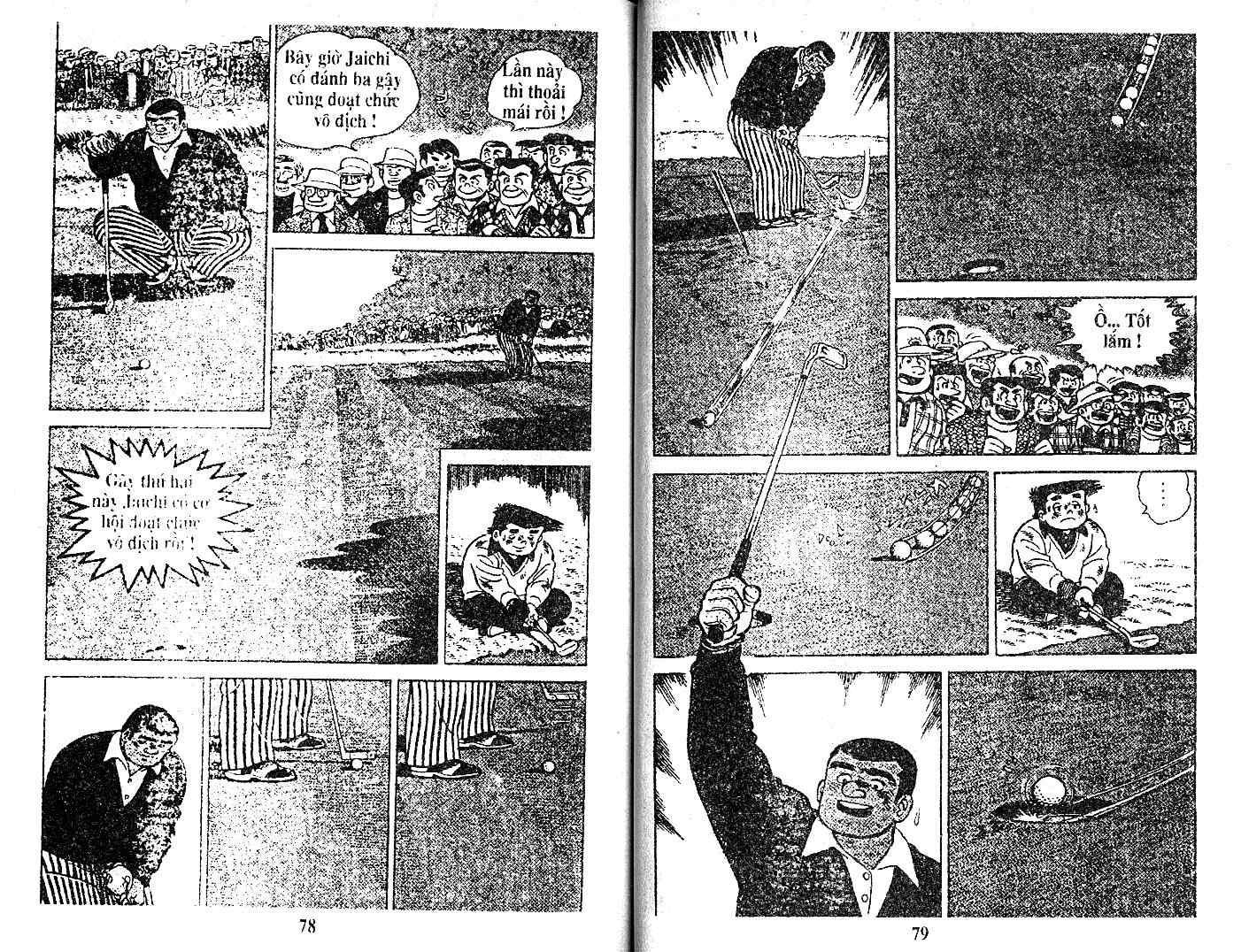 Ashita Tenki ni Naare chapter 20 trang 38