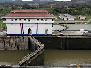 Exclusas de Miraflores - Panama