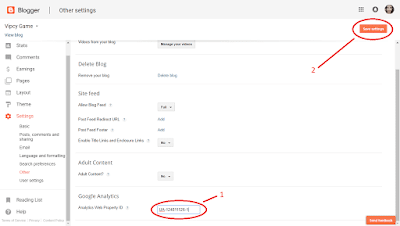 Tambahkan Google Analytics ke Blogger, Cara Menambahkan Google Analytics ke Blogger atau Blogspot, Cara Menggunakan Google Analytics untuk Situs Web Blog