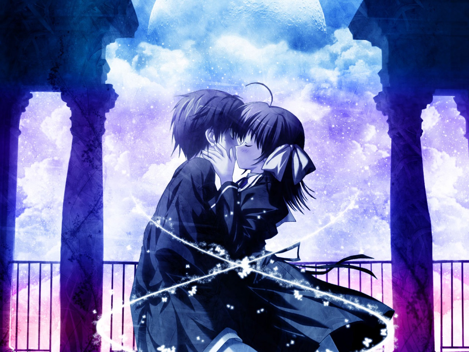 Anime Love Wallpapers: Best Profile Pictures: Love And Anime