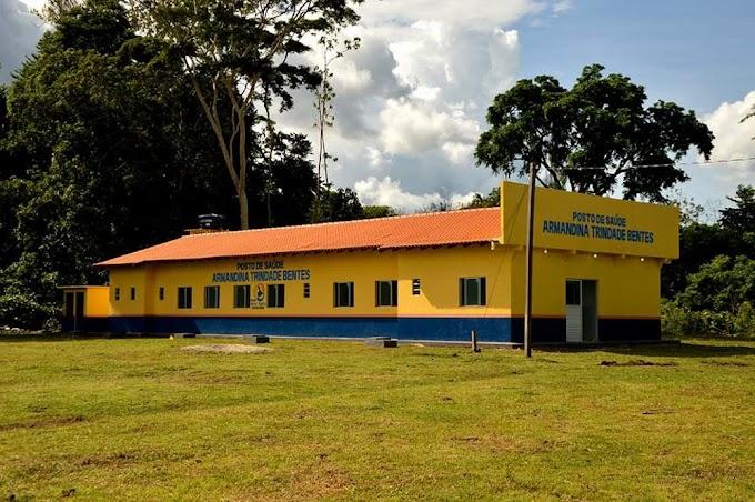 Justiça acata pedido do MPPA e determina repintura de prédios públicos em Terra Santa