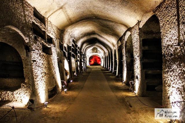 Katakumby San Gennero w Neapolu - cud przemienienia krwi