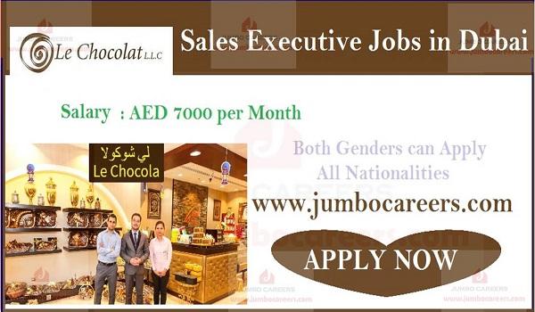 Recent job vacancies in Dubai, Show the details of UAE jobs,