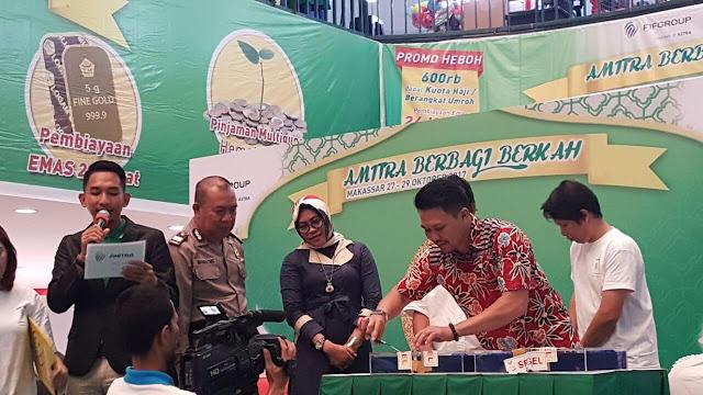 AMITRA go Makassar