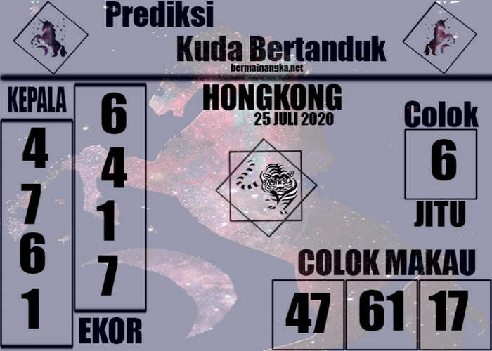 Kode syair Hongkong Sabtu 25 Juli 2020 156