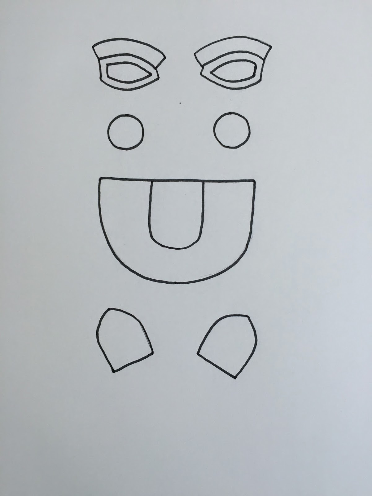 Excellent Puppet Head Template Pictures Inspiration - Examples ...