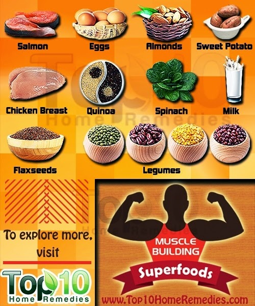 Foods That Make You Have More Stamina