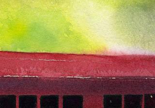 赤崁樓 塀の上部