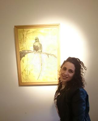 Valeria Serruya expone obra en Kaleidorama