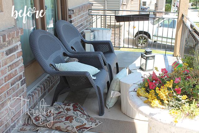 DIY porch decor and decorating ideas.