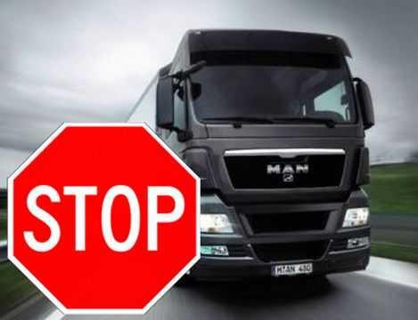 Μέτρα της Τροχαίας για τον Δεκαπενταύγουστο - Απαγόρευση κυκλοφορίας φορτηγών άνω του 1,5 τόνου