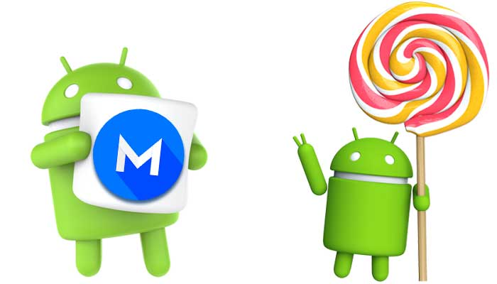 Kelebihan Android Marshmallow dan Android Lollipop