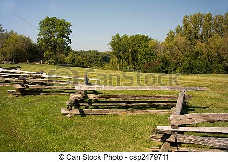 19th Century Fencing Took Many Forms Such As Snake Or Worm Fence Some Refer To It Zig Zag Rails Would Be Stacked Four Nine High