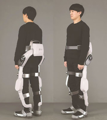 LG wearable-robot-cloi-suitbot