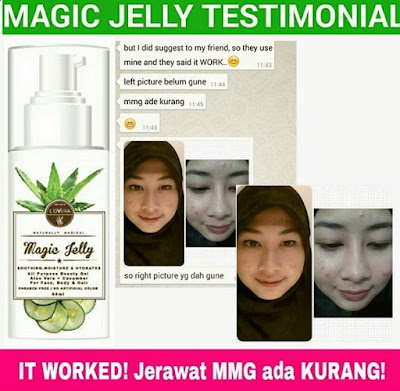 magic jelly lovera, review magic jelly lovera, magic jelly berkesan, lovera magic jelly ingredients, magic jelly lovera testimoni, magic jelly lovera review