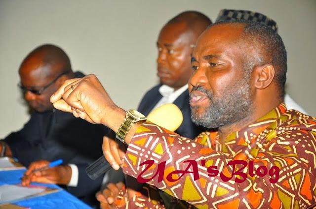 Dokpesi: Buhari 'witch-hunting' opposition, we'll report him to EU, US, Britain – HURIWA